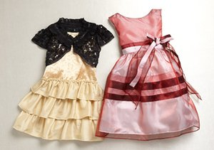 Mini Treasure: Party Dresses & Separates