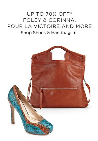 Up To 70% Off* Foley & Corinna, Pour La Victorie And More