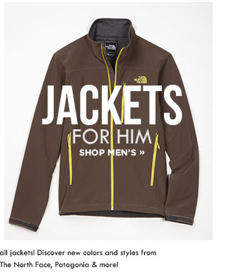 Shop Men's Fall Jackets