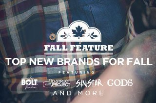 Top New Brands For Fall