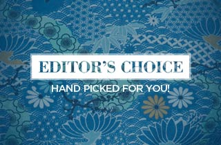 Editors Choice: Hand Picked For You!