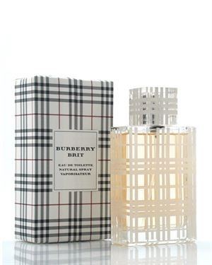Burberry Brit By Burberry 1.7 OZ. Edt Spray For Women Made In France