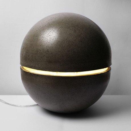 Gayalux Lamp // 26 cm // Black