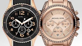 Michael Kors, Marc by Marc Jacobs, Fossil