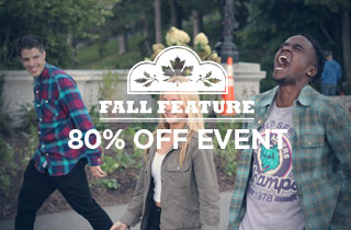 80% Off Event