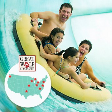 Great Wolf Lodge: a zulily exclusive!