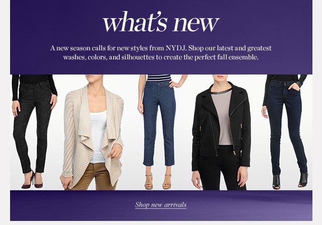 What's new | Shop new arrivals