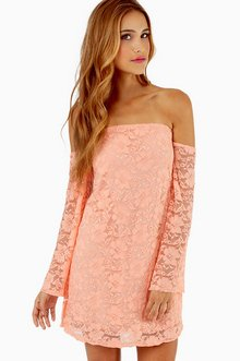LACE OFF MY SHOULDER DRESS 30