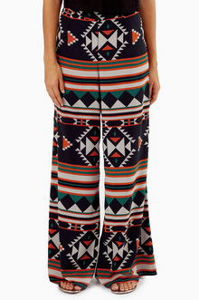 AMPLE AZTEC PANTS 36