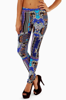 IF IT AIN'T BAROQUE LEGGINGS 21