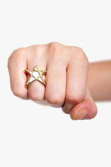 SHOOTING STAR RING 9