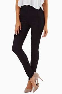 KAY HIGH WAISTED SKINNY JEANS 44