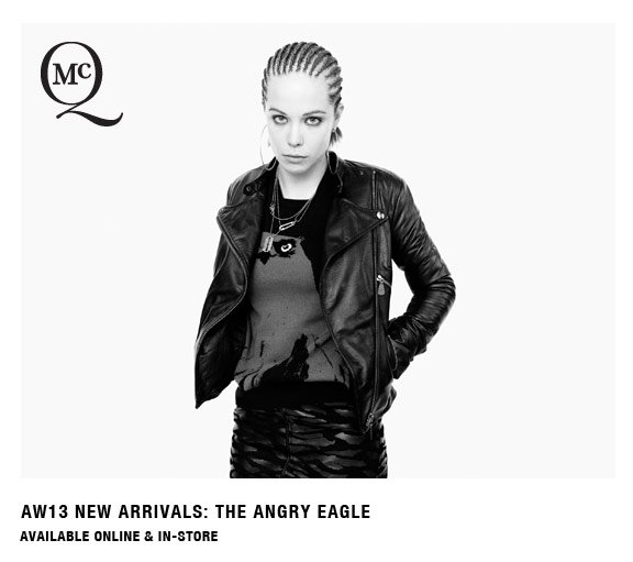 AW13 new arrivals: the Angry Eagle