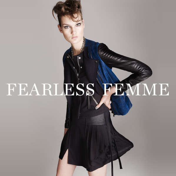 FEARLESS FEMME