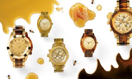 Nixon | The Honey & Molasses Collection