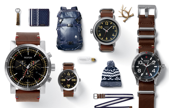 Nixon | The Luxe Heritage Collection