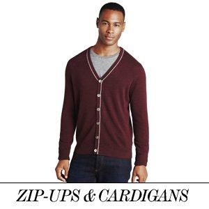 Zip-ups & Cardigans