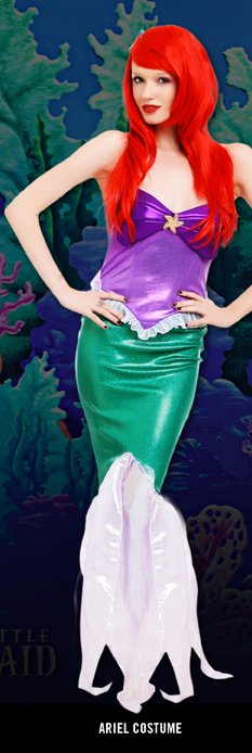 ALL ABOUT ARIEL