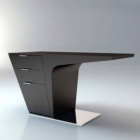 Mercer Desk // Wenge