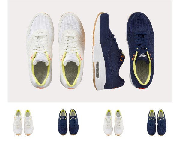 A.P.C. + NIKE NOW!