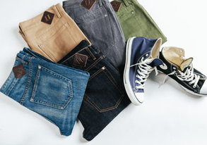 Shop Pair It: Goodale & Converse Kicks