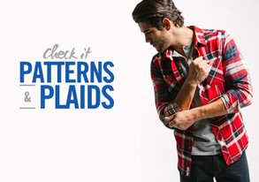 Shop Check It: Patterns & Plaids