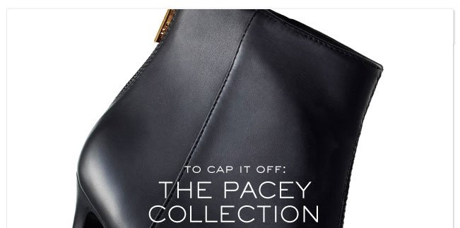 THE PACEY COLLECTION