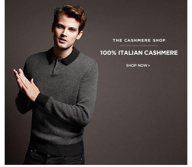 The Cashmere Shop: New Men's Italian Cashmere