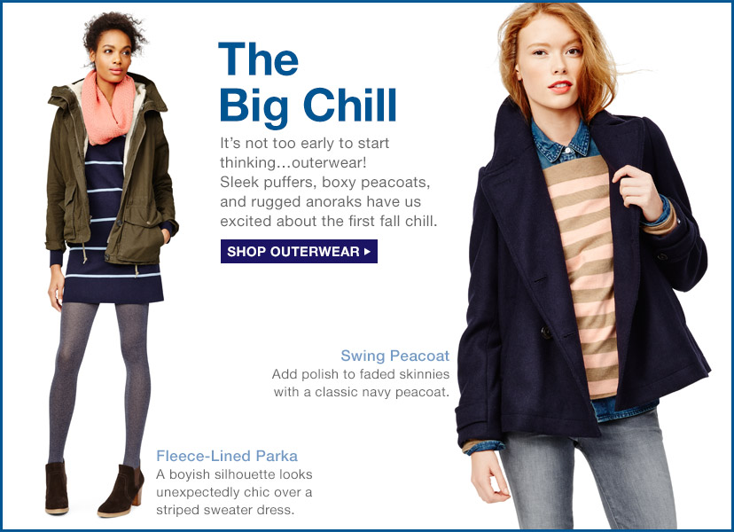The Big Chill | SHOP OUTERWEAR