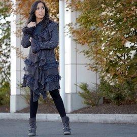 Seeking Warmth: Women's Sweaters