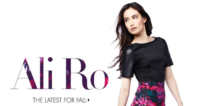 Ali Ro + more DRESSES for Day