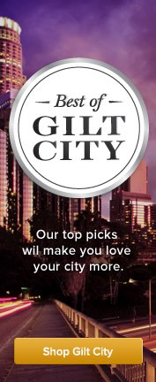 Best Of Gilt City