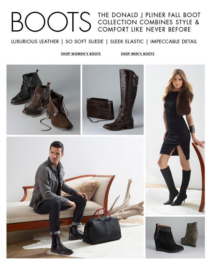 Shop Fall's Best Boots