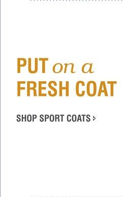 Shop Sportcoats