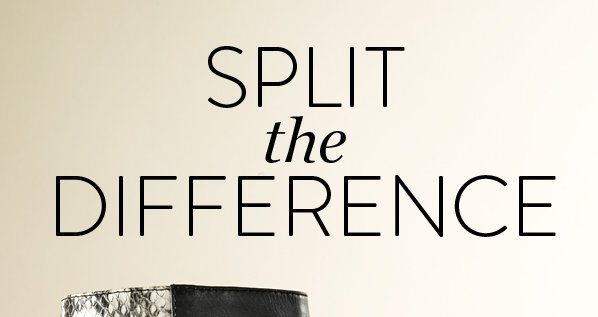 SPLIT the DIFFERENCE