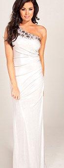 Jessica Wright Aurelia Maxi Dress