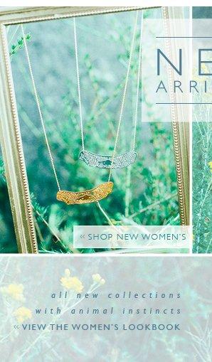 Shop New Women's