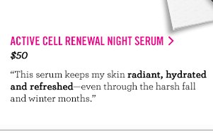 Active Cell Renewal Serum
