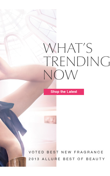 What's Trending Now Shop the Latest »  Voted Best New Fragrance 2013 Allure Best of Beauty