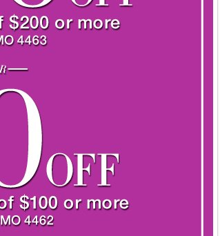 Save $100 in-store & online! Shop NOW!