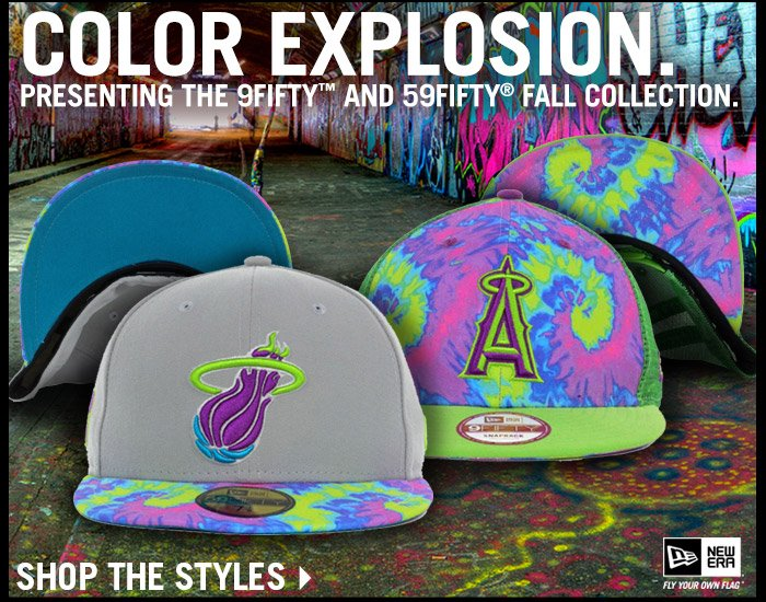 Color Explosion? Shop The New Fall Collection