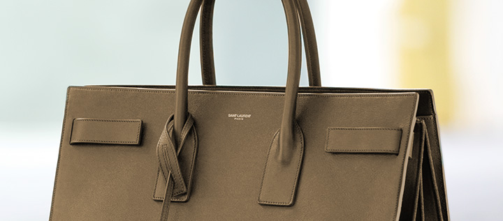 Carry a classic: Shop Saint Laurent handbags now.