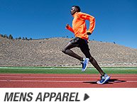 Shop Mens Running Apparel - Promo A