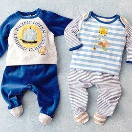 Oh Boy: Infant Apparel