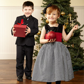 Holiday Darling: Kids' Apparel
