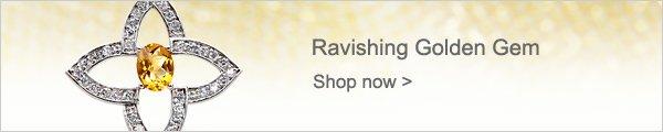 Ravishing Golden Gem