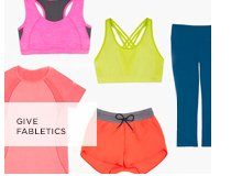 Give Fabletics