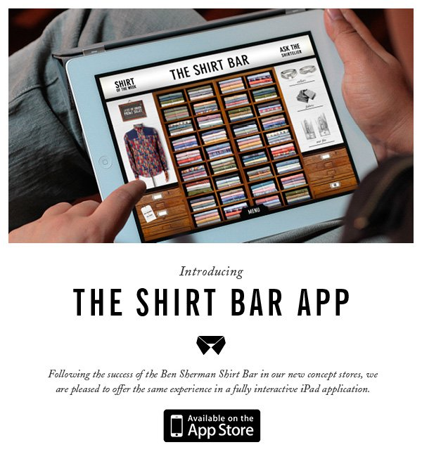The Shirt-Bar
