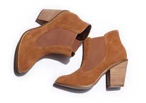 If the Shoe Fits: Ankle Boots