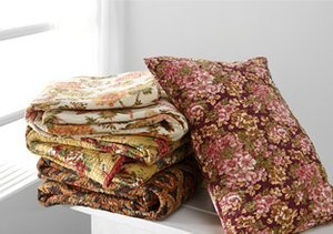 Fall Layers: Colorful Quilts